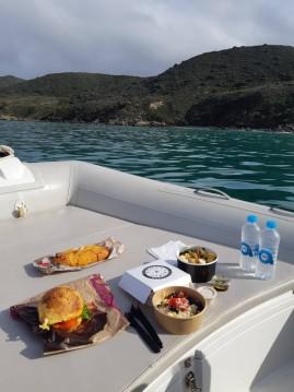 Location bateau Algajola pas cher Tempest 530