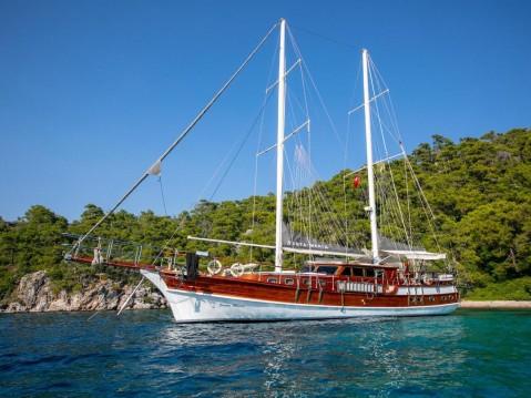 Location yacht à Bodrum -  24M Luxury Gulet  sur SamBoat