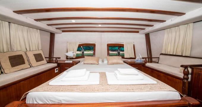 24M Luxury Gulet  entre particuliers et professionnel à Bodrum
