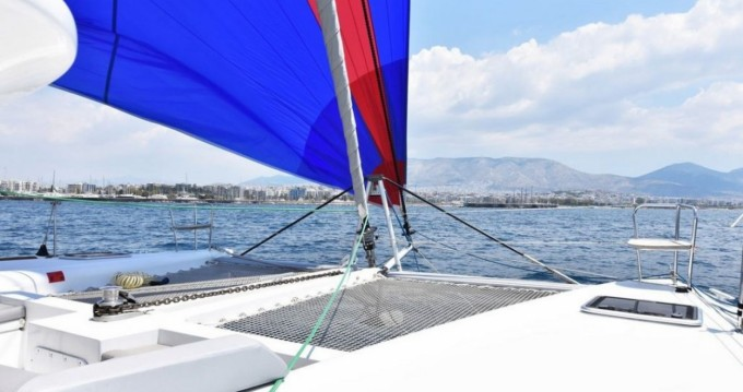 Location bateau Álimos pas cher 450F