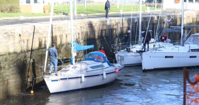 Louer Voilier avec ou sans skipper Bénéteau à Saint-Brieuc