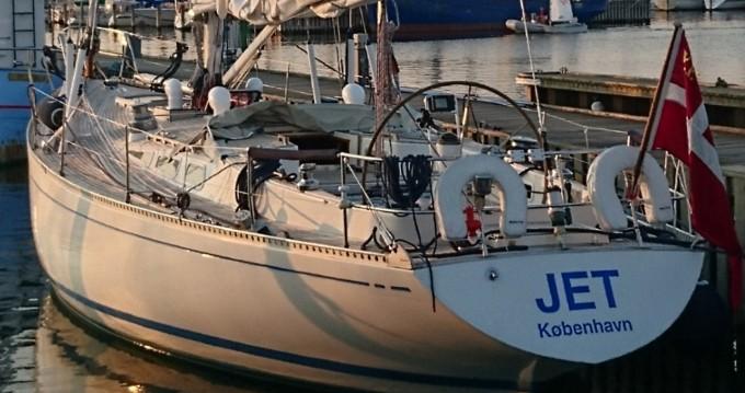 Location bateau Copenhagen pas cher Swan 48