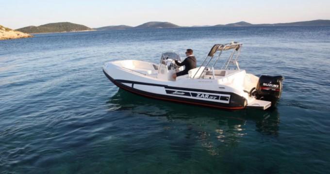 Location yacht à Puerto de Pollensa - Zar Zar 57 sur SamBoat