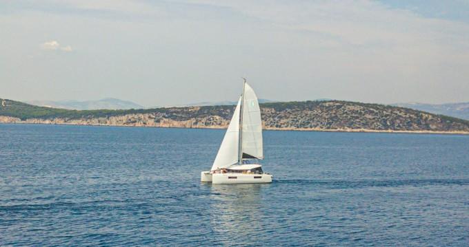 Location bateau Lagoon Lagoon 40 à Slano sur Samboat