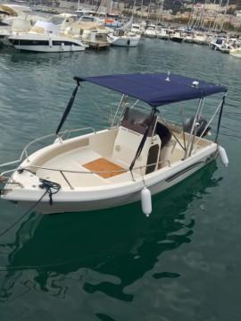 Location bateau Salerno pas cher BARCA OPEN TERMINAL BOAT 18
