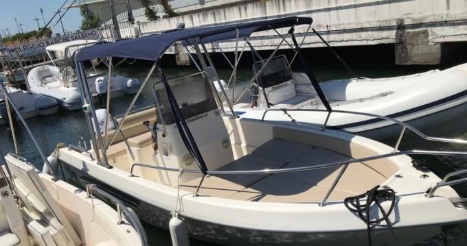 Location yacht à Salerno - Terminal Boat BARCA OPEN TERMINAL BOAT 18 sur SamBoat
