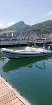 Location Semi-rigide à Salerno - MRL Ribs PREDATOR 6,80