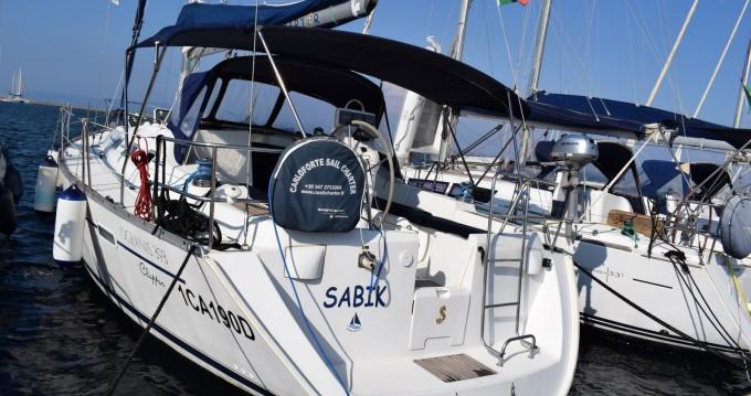 Louer Voilier avec ou sans skipper Bénéteau à Carloforte