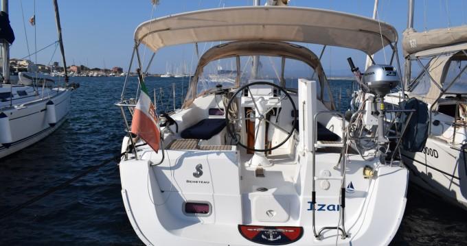 Bénéteau Oceanis 34 entre particuliers et professionnel à Cagliari