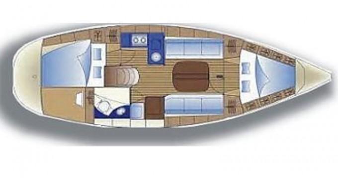 Location bateau Funtana-Fontane pas cher Bavaria 32