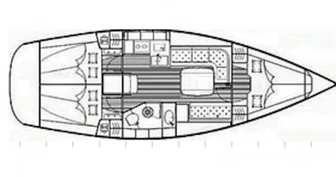 Location bateau Funtana-Fontane pas cher Bavaria 35 Cruiser