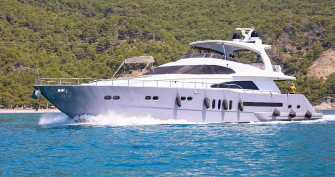 Location yacht à Göcek -  28M Bilgin Motoryacht  sur SamBoat