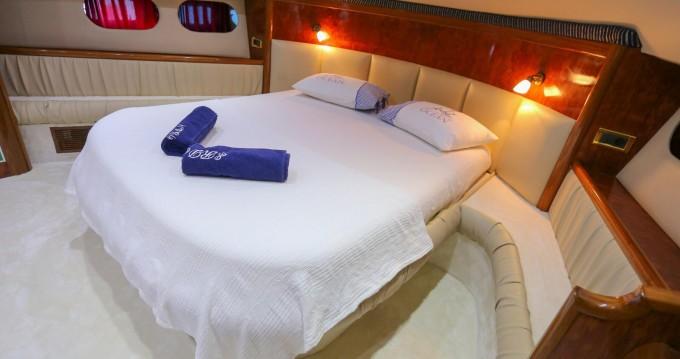 Location Yacht à Göcek -  28M Bilgin Motoryacht