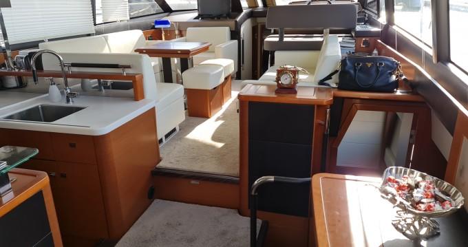 Location yacht à Scarlino - Jeanneau Prestige 500 Fly sur SamBoat