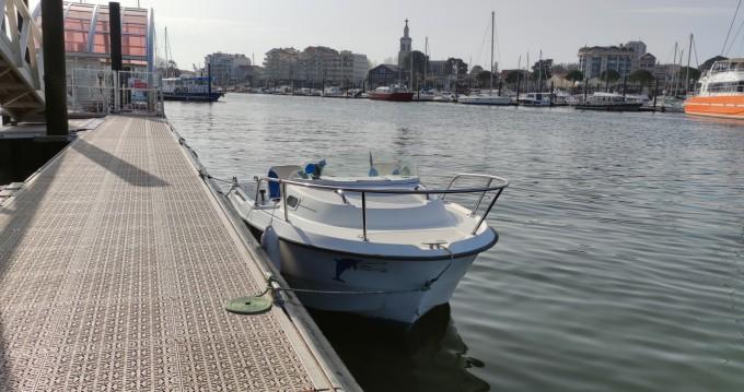 Location yacht à Arcachon - Bénéteau Antares 450 sur SamBoat