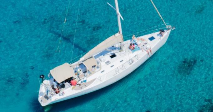Location bateau SWAN 52ft à Ornós sur Samboat