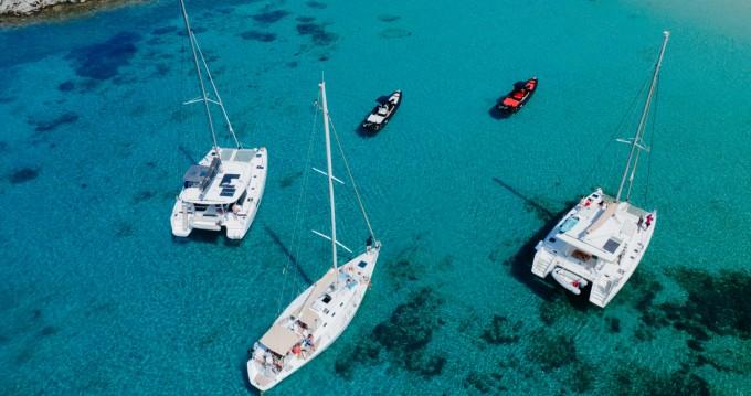 Location yacht à Ornós - SWAN 52ft sur SamBoat