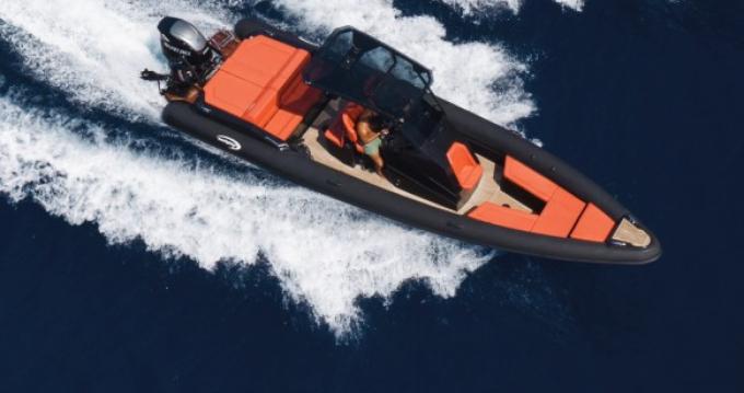 Location bateau Ornós pas cher Ultimeight 30ft