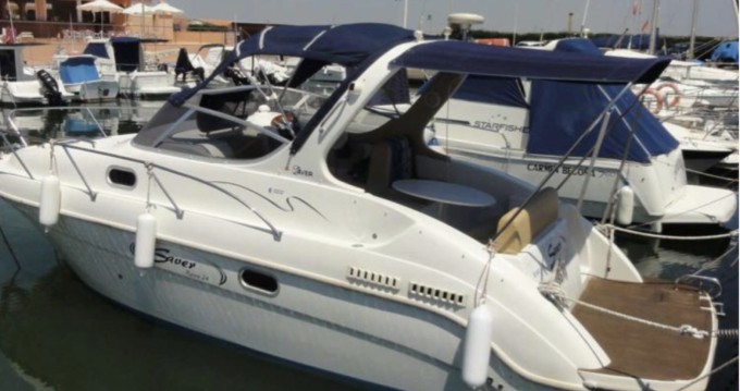 Location bateau Saver Riviera 24 à Siracusa sur Samboat