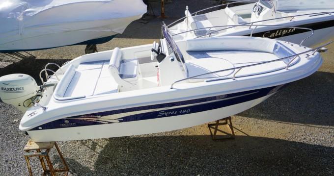 Location Bateau à moteur à Venezia - Salmeri Syros 190