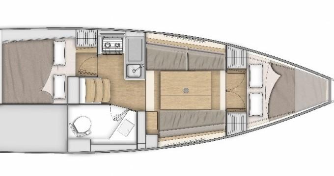 Bénéteau Oceanis 30.1 entre particuliers et professionnel à Hyères