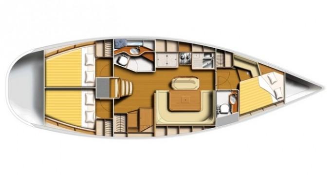 Location Voilier à Port de Roses - Poncin Yachts Harmony 42