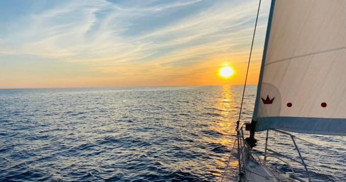 Location yacht à Port de Roses - Poncin Yachts Harmony 42 sur SamBoat