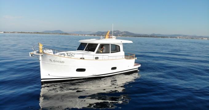 Menorquin-Yachts menorquin 34 entre particuliers et professionnel à Hyères