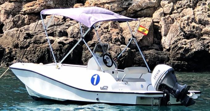 V2 BOATS 5.0 SPORT entre particuliers et professionnel à Puerto de Pollensa