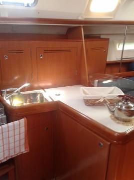 Location bateau Salamína pas cher Oceanis 34