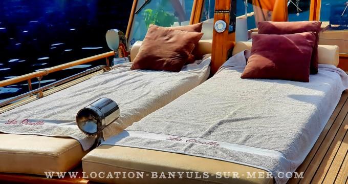 Location bateau Banyuls-sur-Mer pas cher Bateau unique