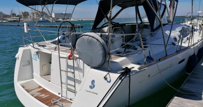 Louez un Bénéteau Oceanis 46 à Bari