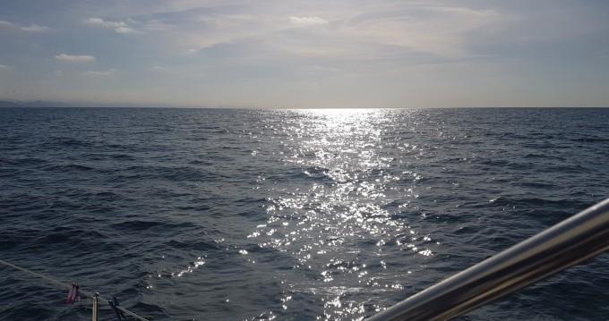 Location bateau Jeanneau Sun Odyssey 39 DS à Hendaye sur Samboat