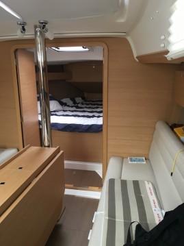 Location bateau La Forêt-Fouesnant pas cher Dufour 350 Grand Large
