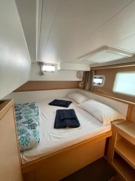 Location bateau Porto Anzio pas cher Lagoon 39