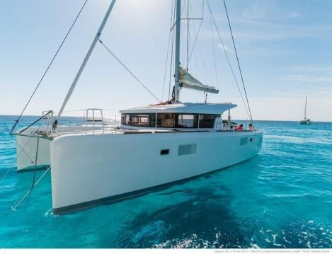 Location yacht à Porto Anzio - Lagoon Lagoon 39 sur SamBoat