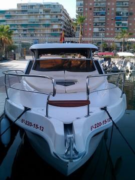 Location yacht à Alicante - Mira Ria 800 Sport sur SamBoat