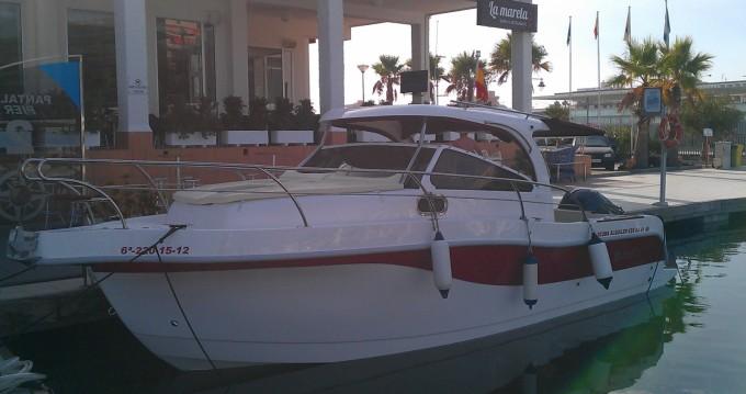 Location bateau Mira Ria 800 Sport à Alicante sur Samboat