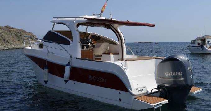 Louez un Mira Ria 800 Sport à Alicante