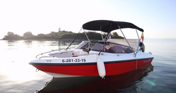 Louer Bateau à moteur avec ou sans skipper Fletcher à Port d'Alcudia