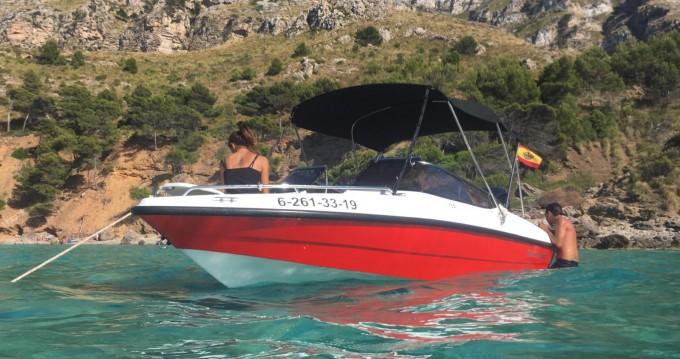 Location bateau Port d'Alcudia pas cher Arrowstreak 17 GTO