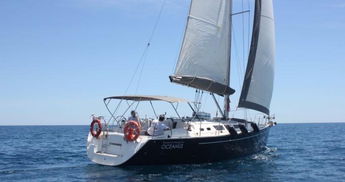 Louez un Jeanneau Sun Odyssey 43 à Santa Pola