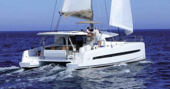 Bali Catamarans Bali 4.5 Talamone entre particuliers et professionnel à Talamona