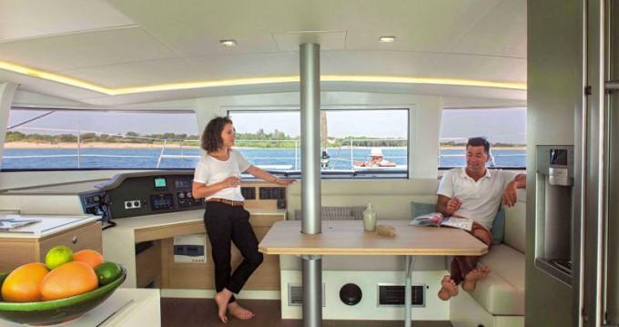Location Catamaran Bali Catamarans avec permis