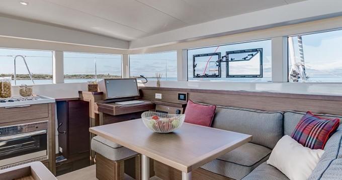 Location yacht à Palma de Majorque - Lagoon Lagoon 40 sur SamBoat
