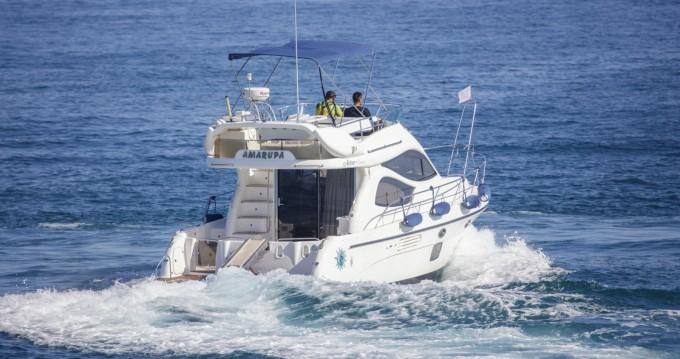 Location bateau ASTINOR 41 Cruiser à Dénia sur Samboat