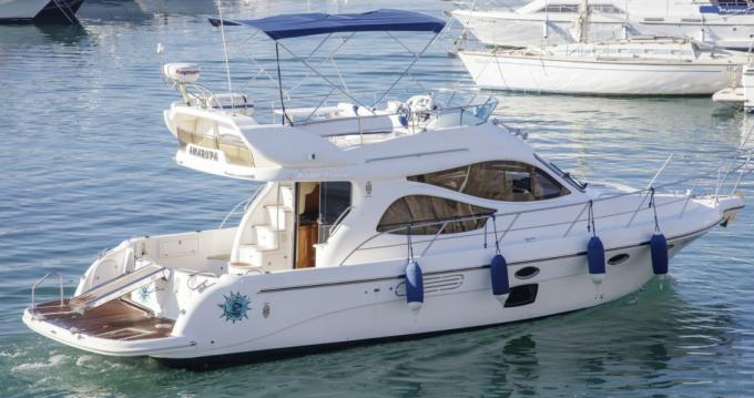 ASTINOR 41 Cruiser entre particuliers et professionnel à Dénia