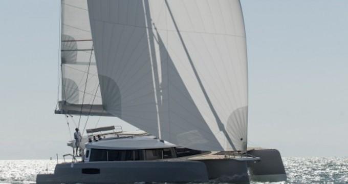 Louer Catamaran avec ou sans skipper  à Ajaccio