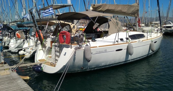 Location bateau Álimos pas cher Oceanis 46.1