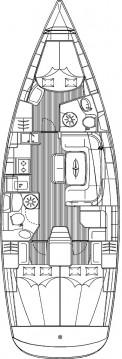 Louez un Bavaria Bavaria 39 Cruiser à Punat